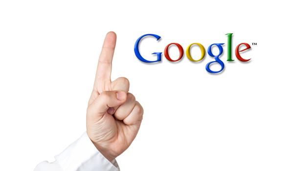 Makkelijk bovenaan in google